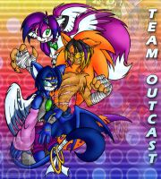 Team Outcast - Super Unnatural by outcastsproductions