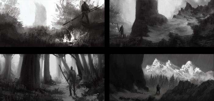 Grayscale Comps by Yowhatsupbro