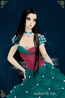 Alice Madness Returns : Alice Siren dress by adamantiumdevil