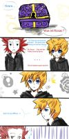 The Truth about Roxas' Intelligence ? by Kida-kun