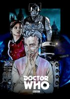 Introducing The Twelfth Doctor! by ChristopherOwenArt