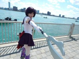 Super Sailor Saturn 3 by therealdeathnote