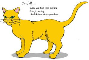 In honor of Sunfall by xstarsixnxthexnightx