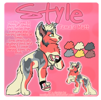 I got STYLE baby~ by xWolfPrincex