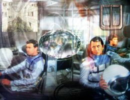 Perry Rhodan Collage by leothefox