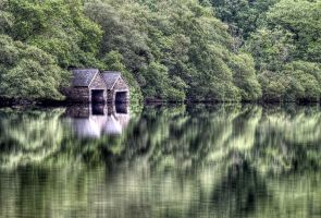 Llyn Dinas 2 by CharmingPhotography