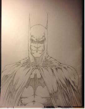 Batman by Nick-Bray
