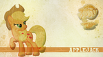 AJ is best pony WP by Candy-Muffin