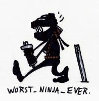 Worst_Ninja_Ever 9 by breshvic