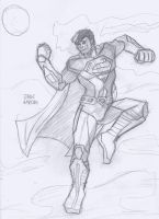DSC Superman DCnU by DarkKnightJRK