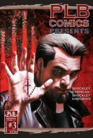 standard cover for Issue 3 by plbcomics