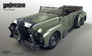 Kellers Car Highpoly by panick
