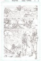 The Pariah - Page 6 - Pencils by The-Real-NComics