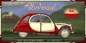 Abrimaal's 2cv by truemouse