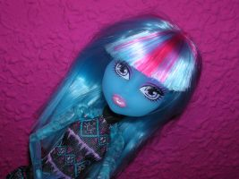 Ice Girl cuerpo pose by fanmonsterhigh