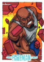 Luke Cage PSC by Foreman by chris-foreman
