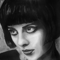 Louise Brooks by cfigat