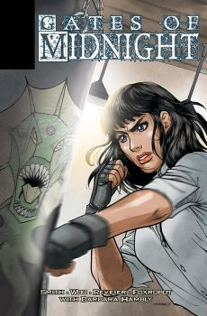 Gates of Midnight Issue #4 Cover by mirana