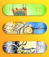 skateboard designs by yawn420