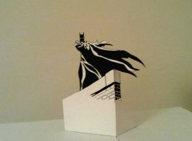 Batman Pop up Card by WillziakDS