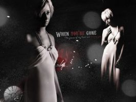 You're gone by Lennves