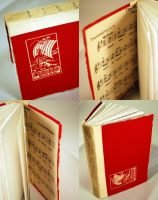 Pretty Little Song Book by sweet-travesty
