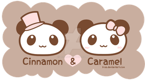 Cinnamon and Caramel by li-sa