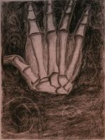 The Hand by Ben-the-looney