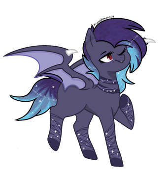 {COMMISION} Hey, Whatcha Doin? by midnightmoon29