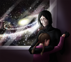 Yume Nikki - Under the Stars Together by SunnieF