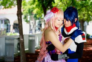 macross: young lovers by hayatecrawford