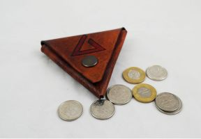 Witcher coin purse 1 by Ashen-guar