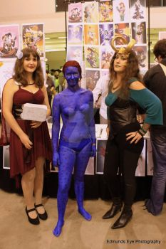 Mystique by IneffableLexicon