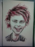 Michael Clifford by GniratnaMleirA