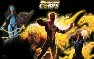 Sinestro Corps by Xionice