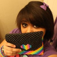 Kandi purse again by xXAnnieLollipopXx