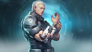 Ghost in the shell batou by tataar