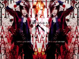 Uruha Wallpaper by Crimson-Truth