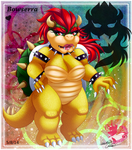 Rule 63 Bowser xD by Bowser2Queen