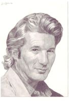Richard Gere by alessandr