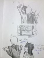 Poor Slender :(( by JinfanFay