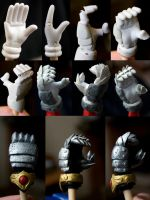 Sonic's glove from SATBK by SomaKun