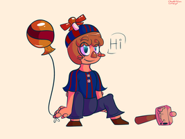 Balloon Boy by TheShippingGoddess