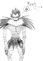 Ryuk Bodyshot skrib by No-one-o1