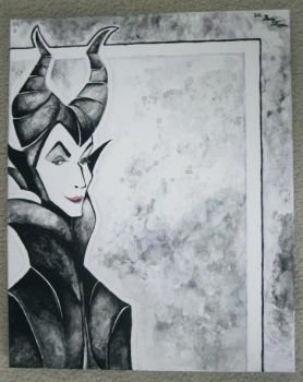 Maleficent by 3luvingGreen