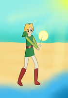 Wind Waker: LINK by ShadowHunter1765