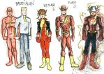 DC2 Earth 2 - Flash family by herrenmedia