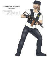 Anarchy Riders member 2 by Dangerman-1973