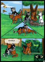 Warriors into the wild: page - 17 by SassyHeart