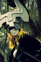 Midna - Zelda / Twilight Princess by GeniMonster